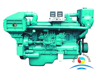 YC6M Series Big Power Yuchai Marine Diesel Engines For Boat