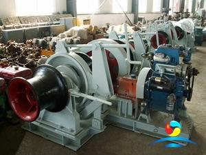 Power Marine Workboat Electric Anchor Windlass