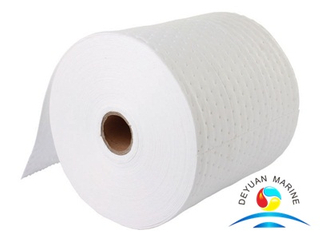 Oil Only Absorbent Rolls Use For Liquid Leakage And Oil Storage