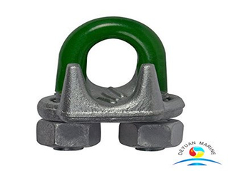 BS462 Hot Dipped Galv Malleable Wire Rope Clips