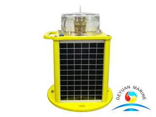 3-6NM+ LED Solar Energy Navigation Light for Boats