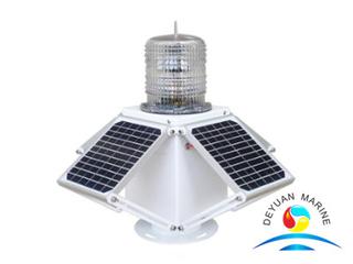 3NM-6NM Solar LED dock lights for floating docks