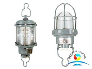 CXH9-5 Steel Marine Emergency Light 30W For Ships