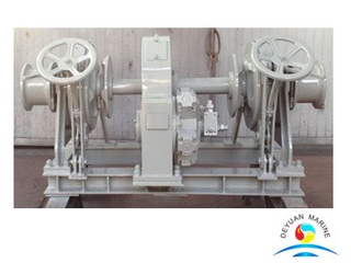 Marine Hydraulic Double gypsy Anchor Windlass With Two Warping End