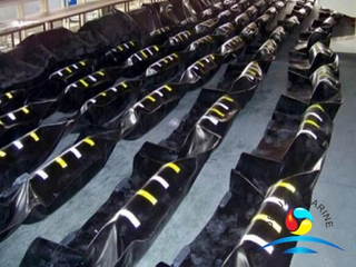 WGJ600 Solid Float Rubber Boom
