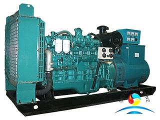 CCFJ Series 100KW 230V Yuchai Marine Generator Genset