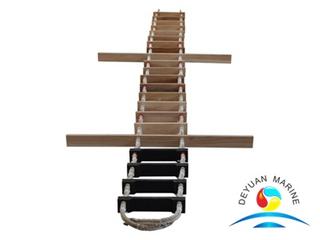 Marine Pilot Rope Ladder of SOLAS1974,standard ISO/R799-1968