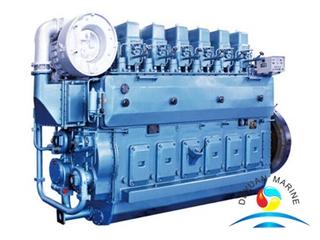 CCS Approved CW250 Series Marine Diesel Engine With Medium-speed