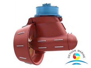 Push Type Azimuthing Electrical Podded Propulsor for Offshore Rigs