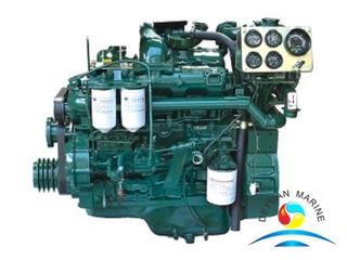 Yuchai YC4108C Series Marine Diesel Engine For Marine Fishing Boat