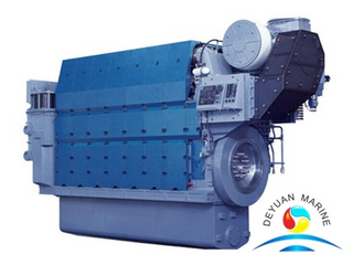 Weichai-MAN Series Marine Diesel Engine With Different Class Certificate approved