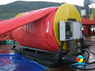 KW1200 Quick Deployment Oil Containment Boom