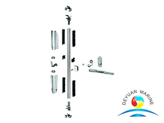 Door Locking System For Reefer Container