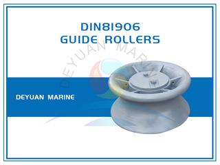 Warping Roller DIN81906