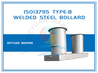 Type B ISO13795 Double Bitts for Sea-going Vessels
