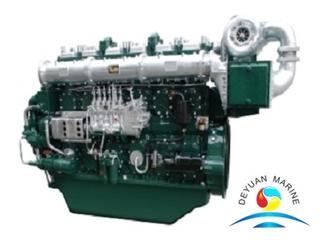 Yuchai YC6C Series Marine Diesel Engine With CCS Certificate