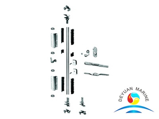 HH-E/L-M Type Door Locking System For Reefer Container
