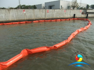 Solid PVC Floatation Boom