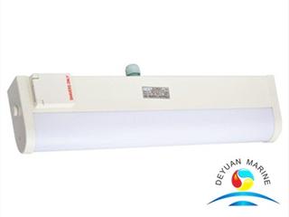 Compact design boat bathroom 15W marine CBD17-D fluorescent mirror light