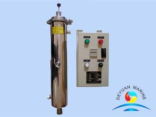 UV Sterilizer for Marine Sewage Treatment Plant