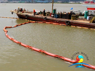 WGV750 Solid Float PVC Oil Boom