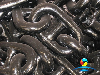 ISO Standard Marine Anchor Chain Different Way Connection Link Type