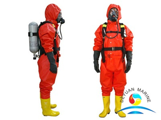 Gas-tight Light Type Chemical Suit