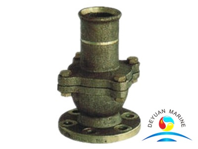 Marine Flanged Suction Check Valve