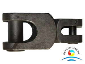 Marine Self Color Cast Steel Grade 3 A Type Rotary Shackle