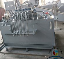 Deck Equipment Hydraulic Power Pack Unit For Marine Hydraulic Windlass