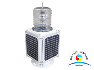 7-12NM Long Distance Solar Powered Navigation Lantern