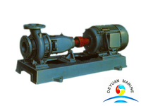 CIS Marine Single Stage Horizontal Centrifugal Pump