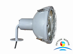 TG1-W Explosion Proof Steel Guest Boat Spotlights with Guard