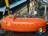 50 Persons F.R.P SOLAS Normal Type Totally Enclosed Marine Lifeboat