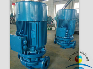 Big Capacity Vertical Marine self Priming Centrifugal Pump For Boat