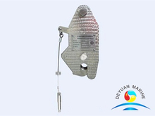 CCS Approved Marine Davit-launching Inflatable Liferaft Release Hook