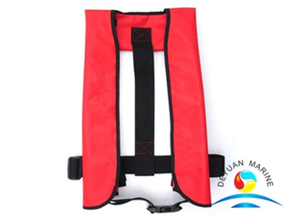 275N CE Inflatable Life Jacket