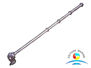 Knob-swivel Vertical Lashing Rod