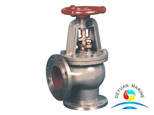 Marine Cast Steel Suction Sea Valve