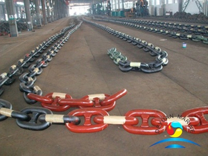 R5 Grade Ocean Engineering Stud Link Anchor Chain with ABS/LR Certificate