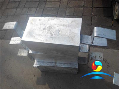 Zinc Anode for Storage Tank