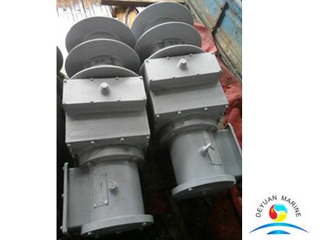 Marine Electric Driven Winch For Ship Aluminum Accommodation Ladders