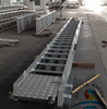 15M Marine Aluminium Accommodation Ladder With CCS Approval For Ship