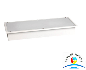 Marine 8W LED Tube Aluminium Fluorescent Ceiling Light JPY21-2L