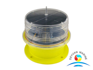 Solar powered battery operated Led boat navigation lights