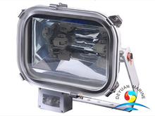 300W Stainless Steel Waterproof Outdoor Flood Light TG18 Fixture Marine