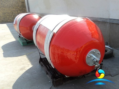 Vessel Use Inflatable Good Quality Polyurethane Floating Fender