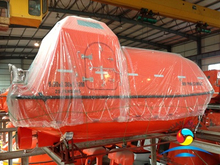 GL Approved 25 Persons Totally Enclosed Common Type Lifeboat For Sales