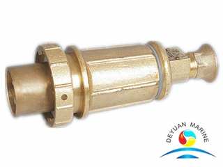 dCTH202-3 Ship Industrial Explosion Proof Brass Plug 250V 16A