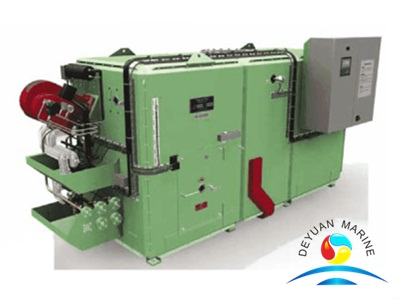 Slude Oil and Waste Incinerators For Marine and Land
